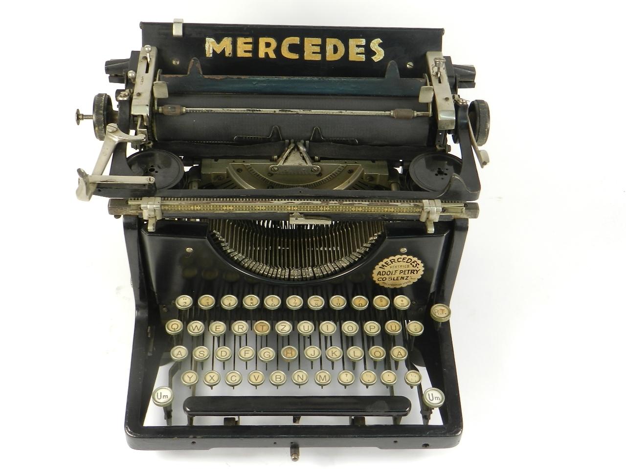 Imagen MERCEDES AÑO 1920 30694