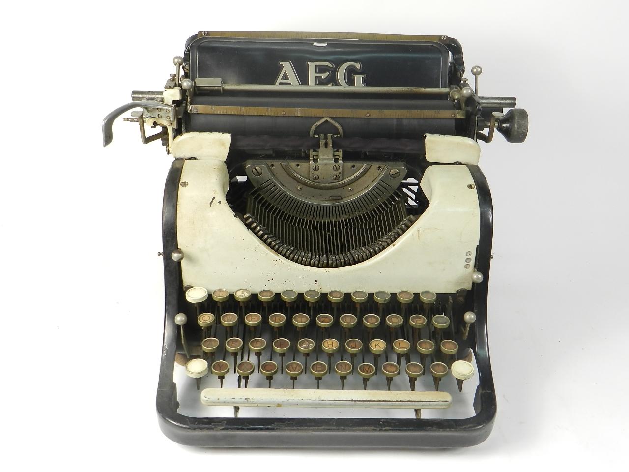 Imagen AEG AÑO 1915 30729