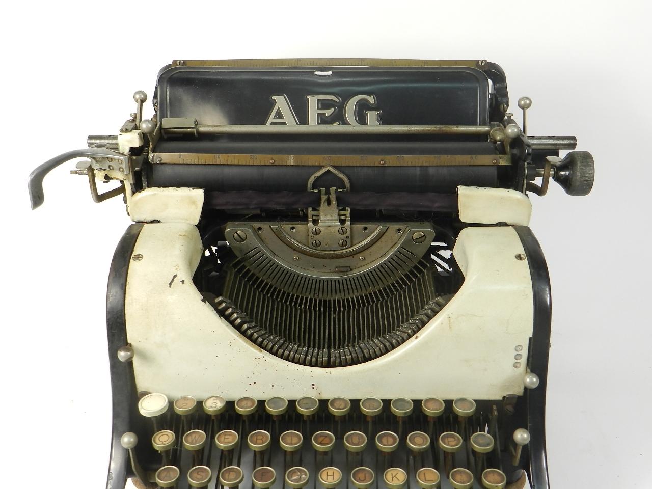 Imagen AEG AÑO 1915 30731