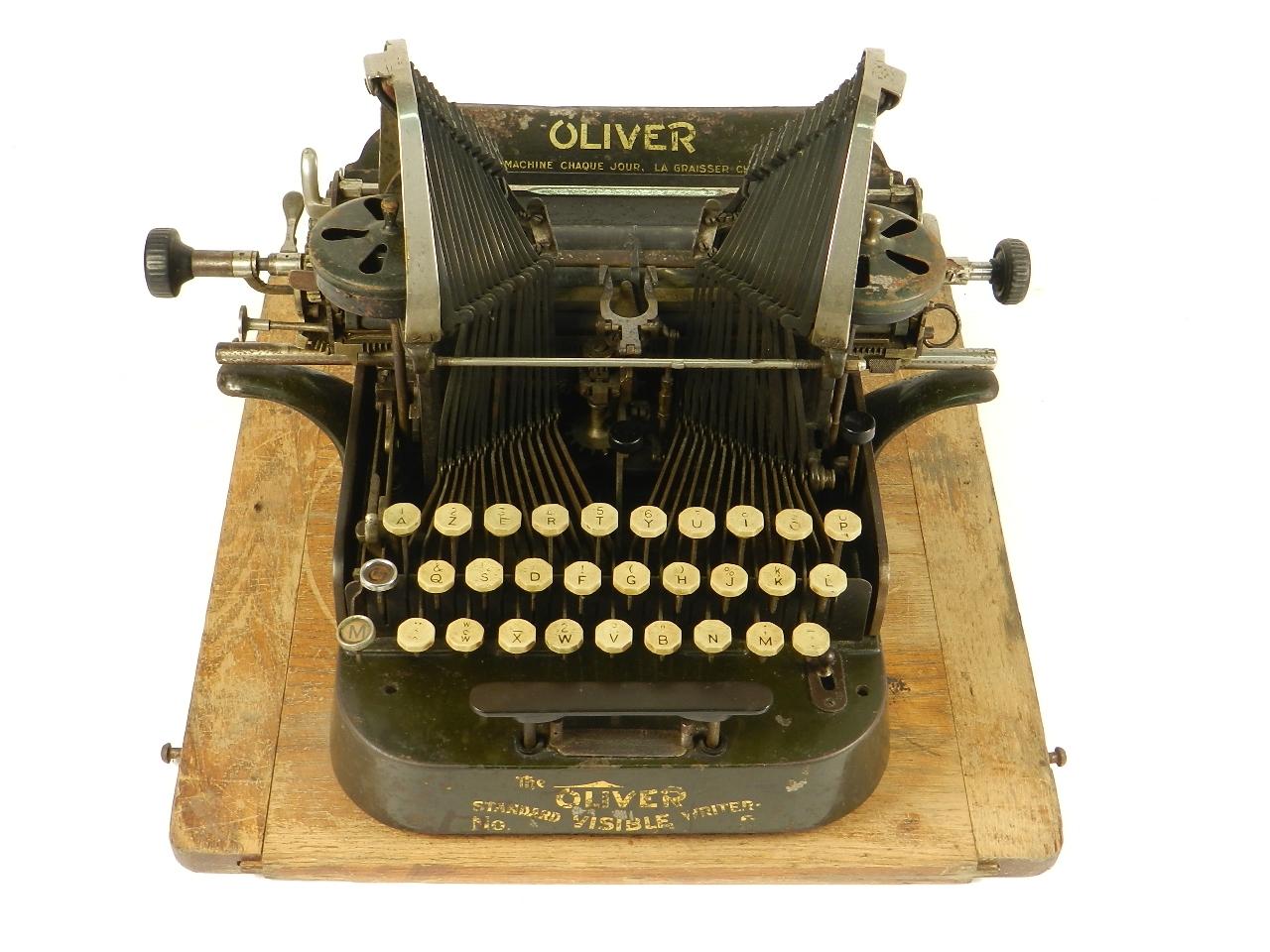 Imagen OLIVER Nº3 AÑO 1899 30738