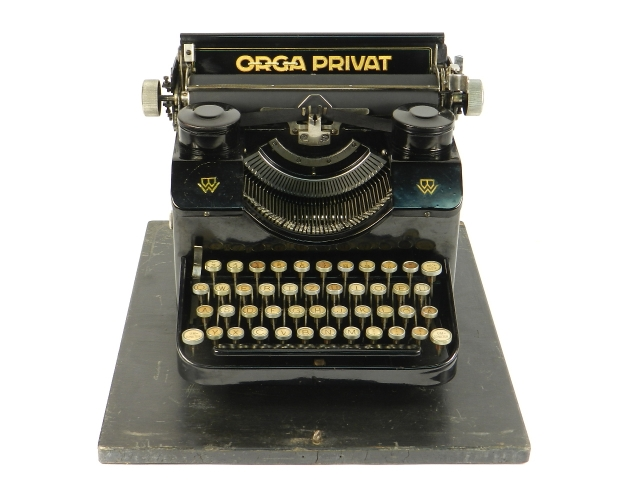 ORGA PRIVAT Nº2 AÑO 1924