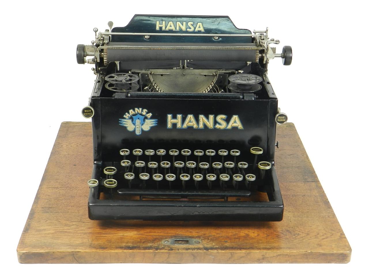 Imagen HANSA AÑO 1924 30833
