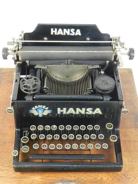 HANSA AÑO 1924