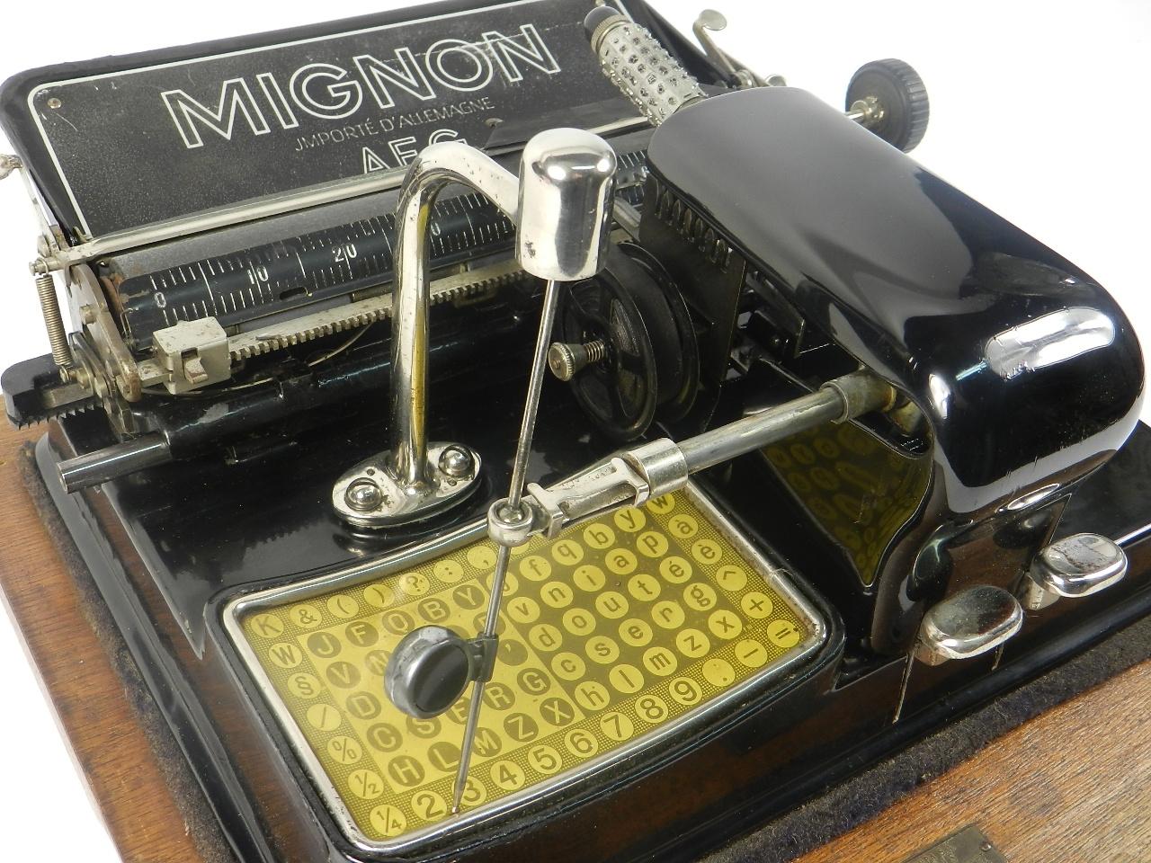 Imagen MIGNON Nº4   AÑO 1924 30862