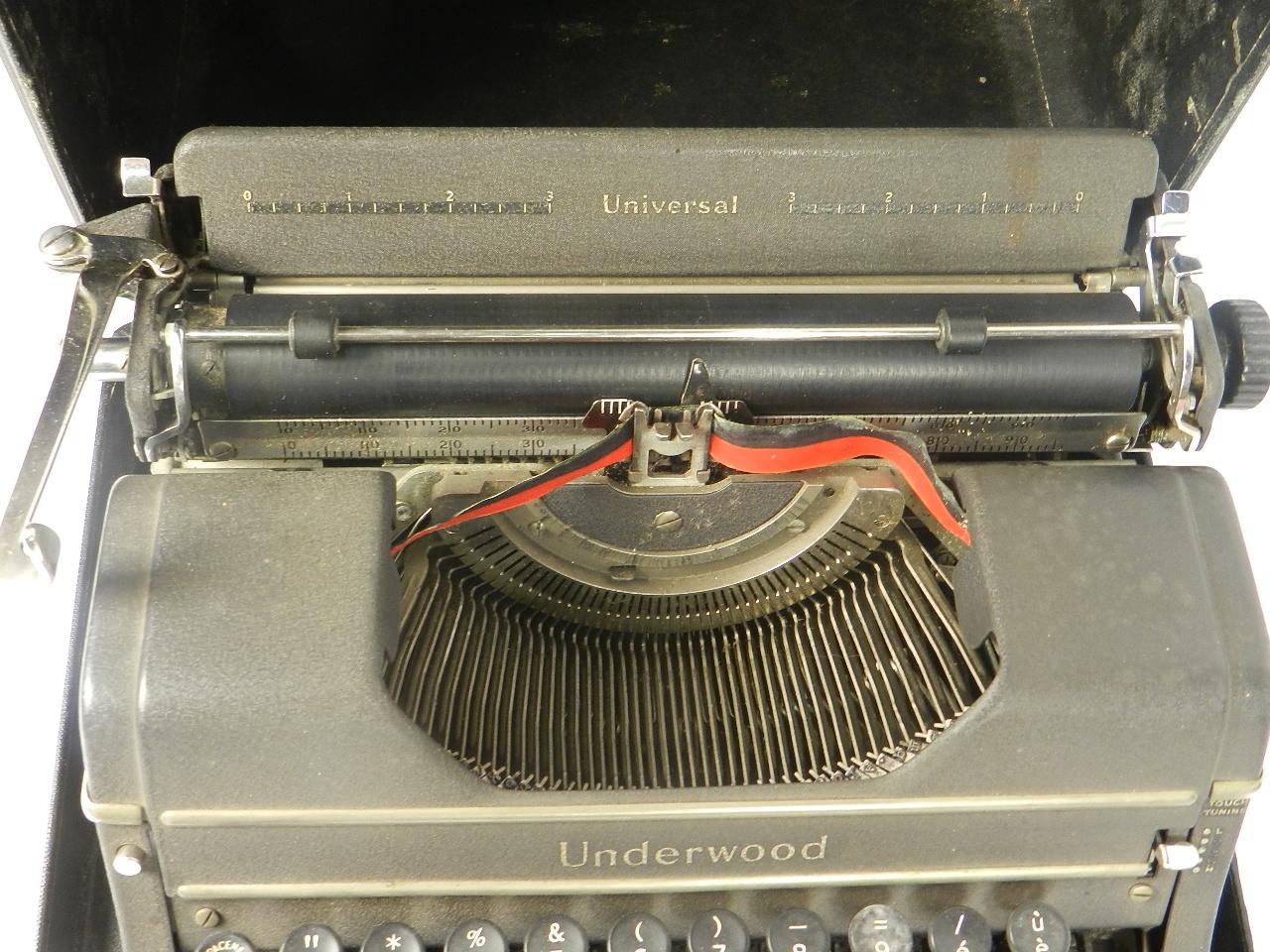 Imagen UNDERWOOD UNIVERSAL AÑO 1947 30868