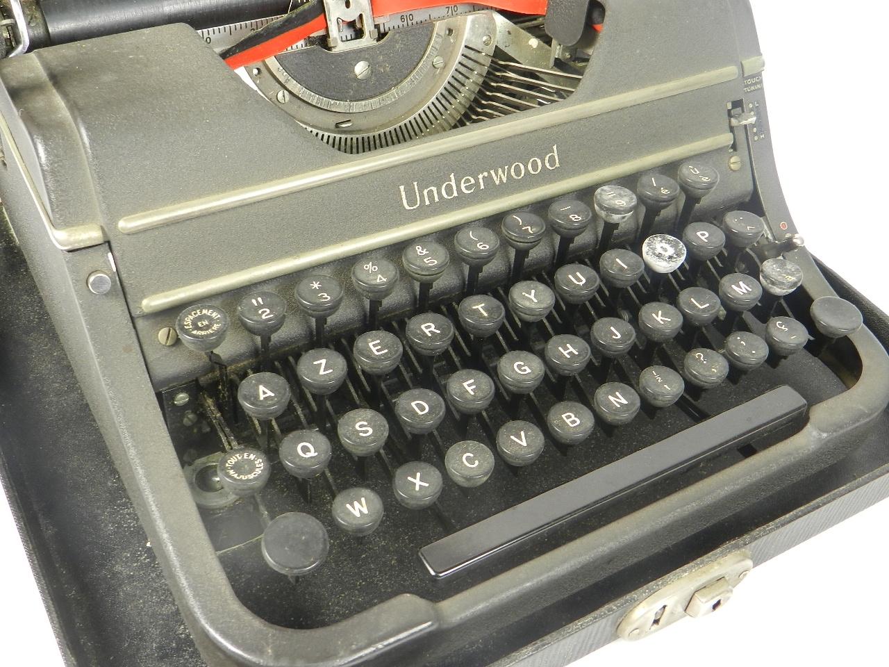 Imagen UNDERWOOD UNIVERSAL AÑO 1947 30869