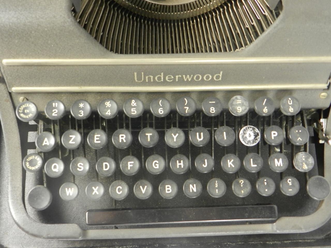 Imagen UNDERWOOD UNIVERSAL AÑO 1947 30870