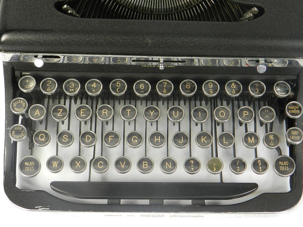 Imagen ROYAL QUIET  AÑO 1939 30875