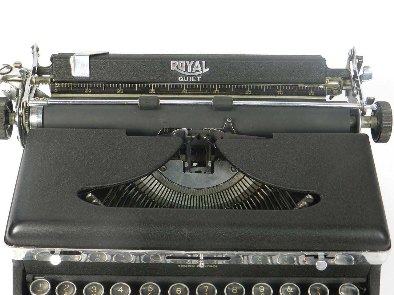 Imagen ROYAL QUIET  AÑO 1939 30877