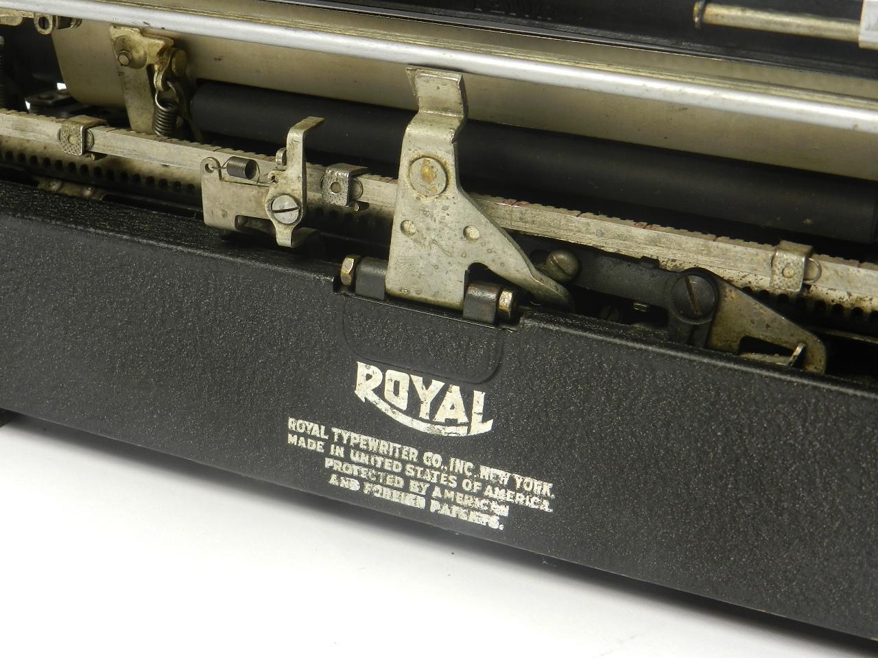 Imagen ROYAL QUIET  AÑO 1939 30880