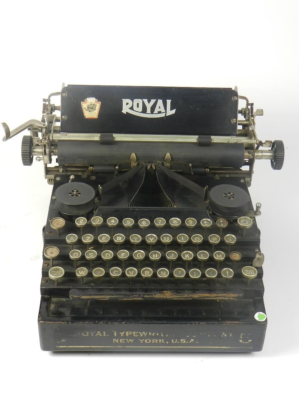 Imagen ROYAL Nº5  AÑO 1917 30881