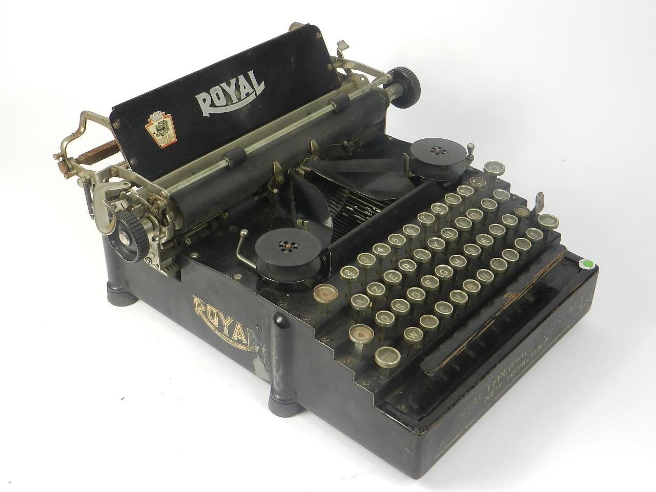 Imagen ROYAL Nº5  AÑO 1917 30888