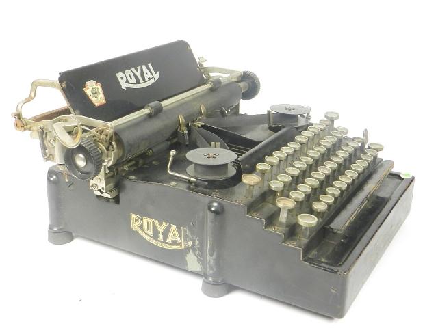 ROYAL Nº5  AÑO 1917