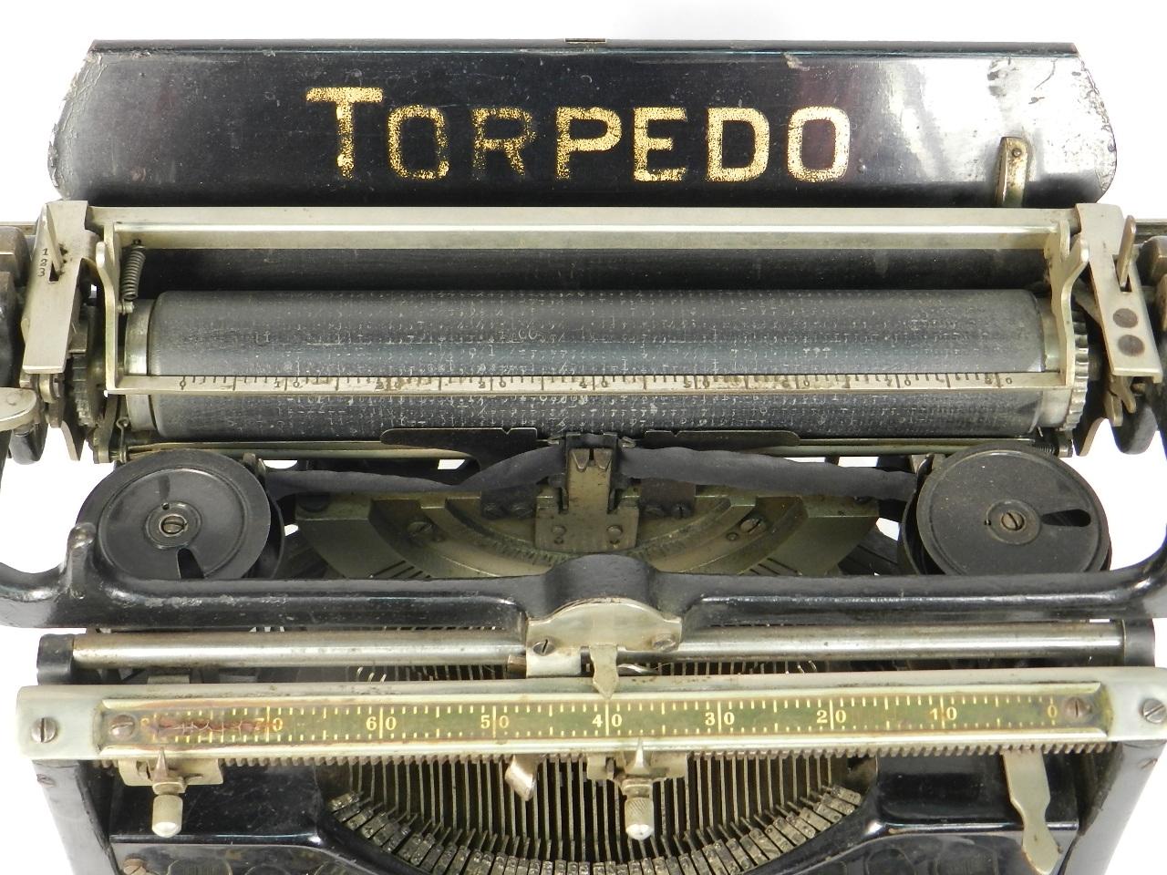 Imagen TORPEDO AÑO 1915 30892