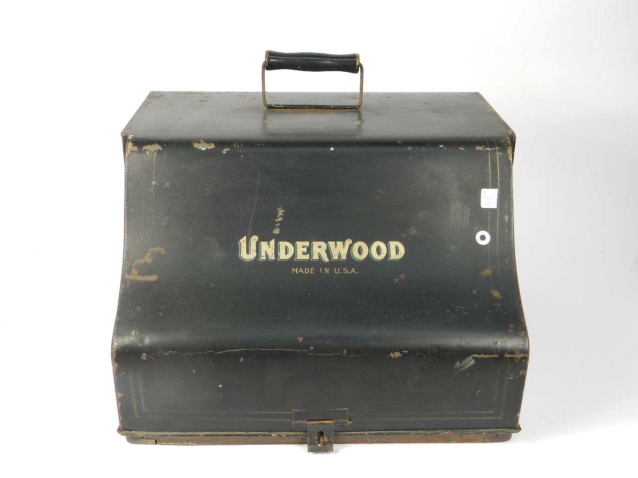 Imagen UNDERWOOD Nº5 AÑO 1915 30904