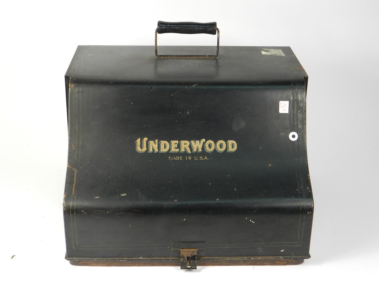 Imagen UNDERWOOD  Nº5  AÑO 1918 30916