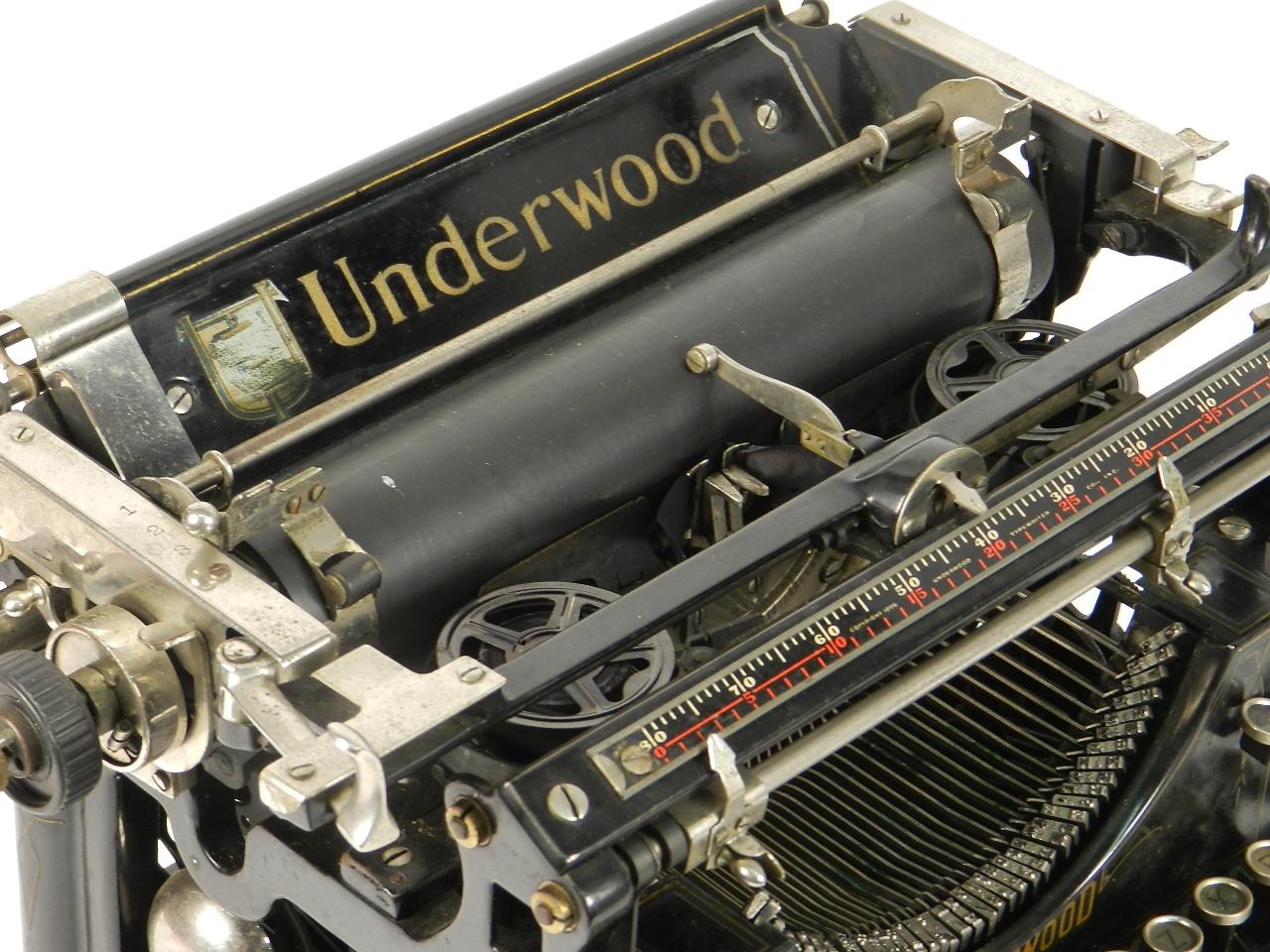 Imagen UNDERWOOD  Nº5  AÑO 1918 31094