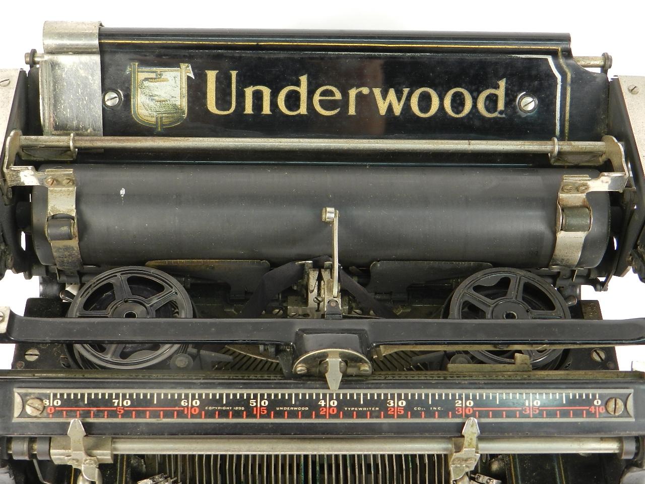 Imagen UNDERWOOD  Nº5  AÑO 1918 31099