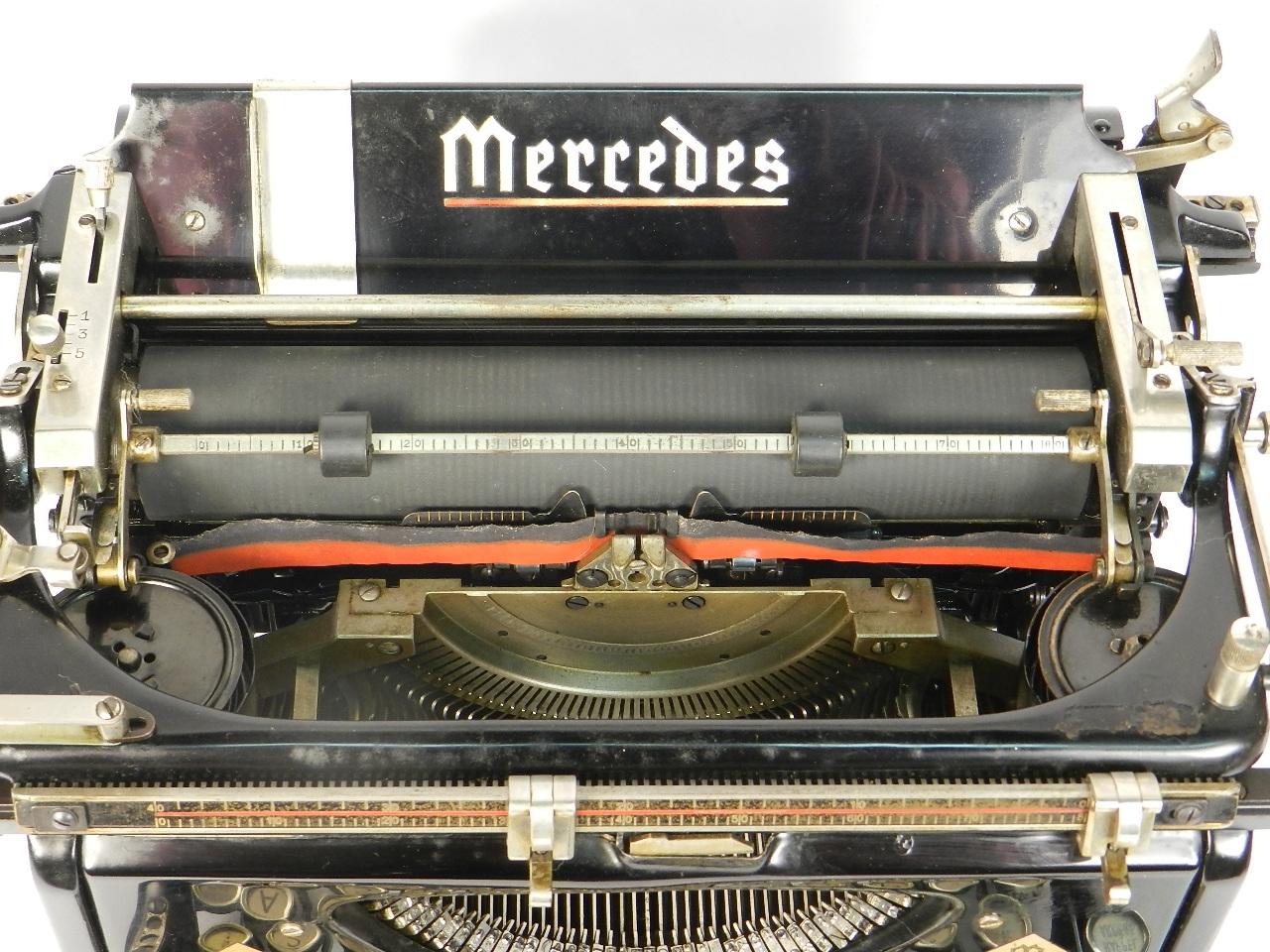 Imagen MERCEDES Nº6 EXPRESS AÑO 1925 30947