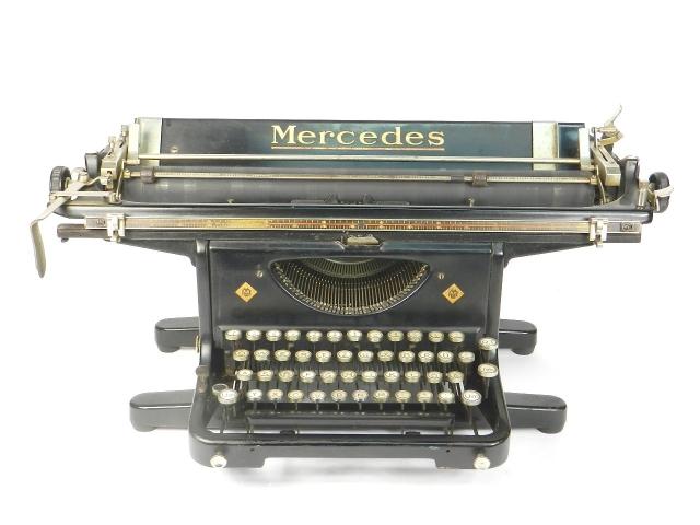 MERCEDES AÑO 1925