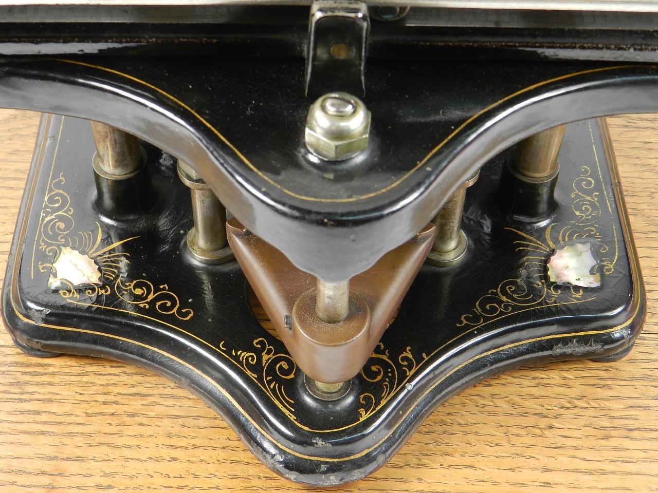 Imagen CRANDALL NEW MODEL AÑO 1885 31038