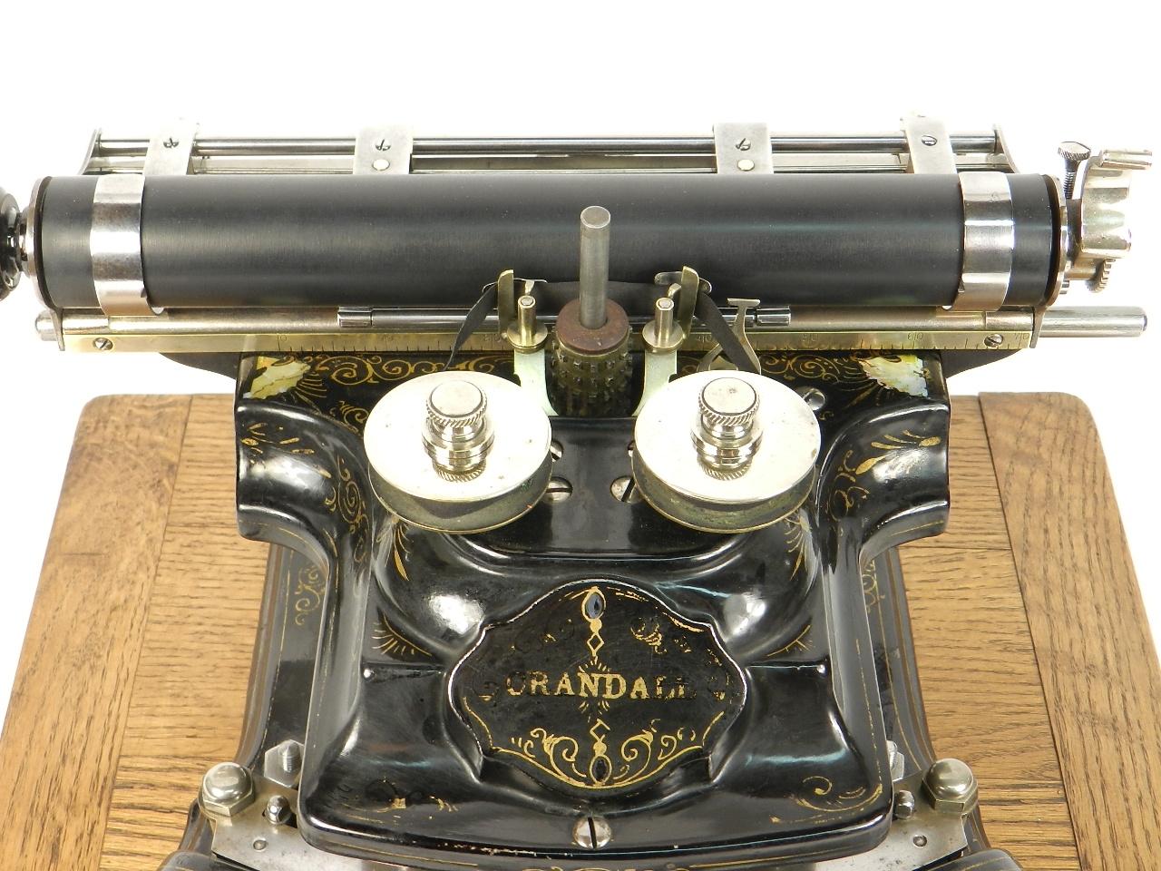 Imagen CRANDALL NEW MODEL AÑO 1885 31025
