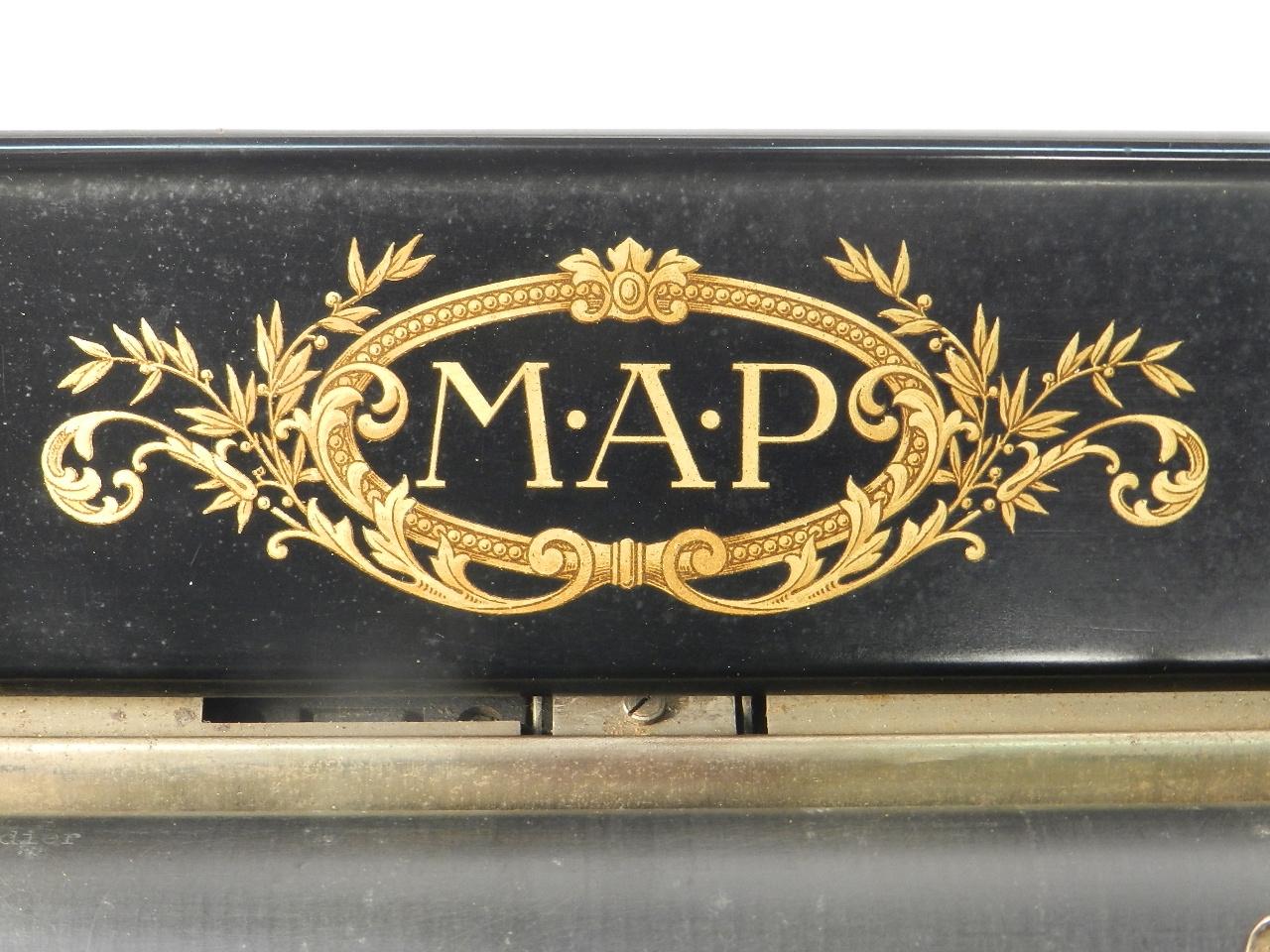 Imagen MAP Nº3 AÑO 1921 31054