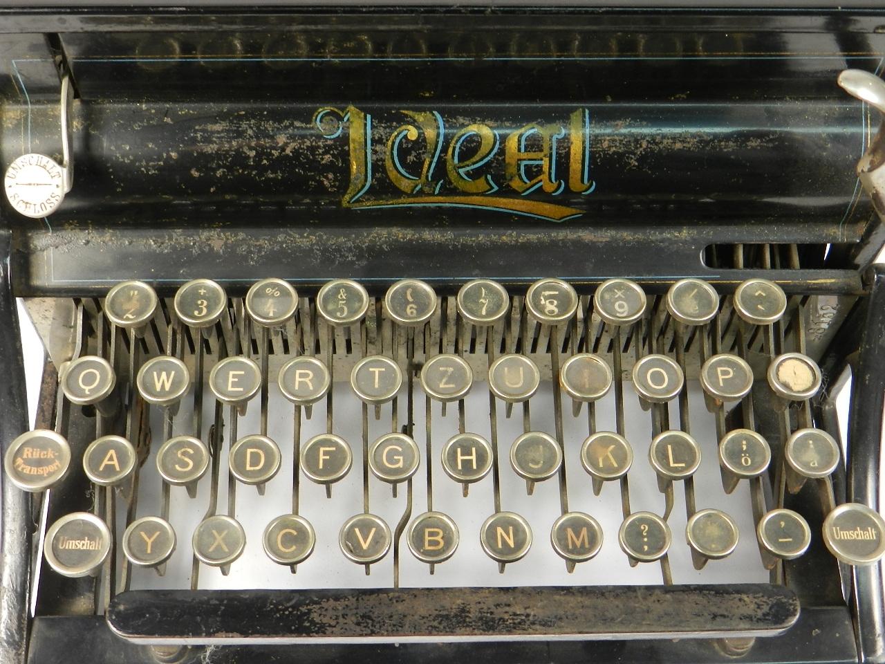 Imagen IDEAL A2 AÑO 1900 SEIDEL & NAUMANN 31068