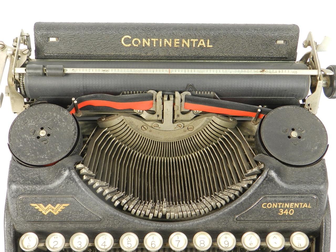 Imagen CONTINENTAL WANDERER 340 AÑO 1935 31088