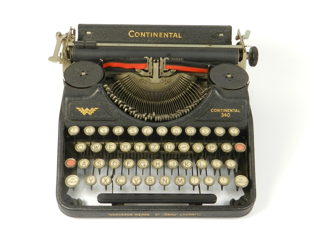 CONTINENTAL WANDERER 340 AÑO 1935