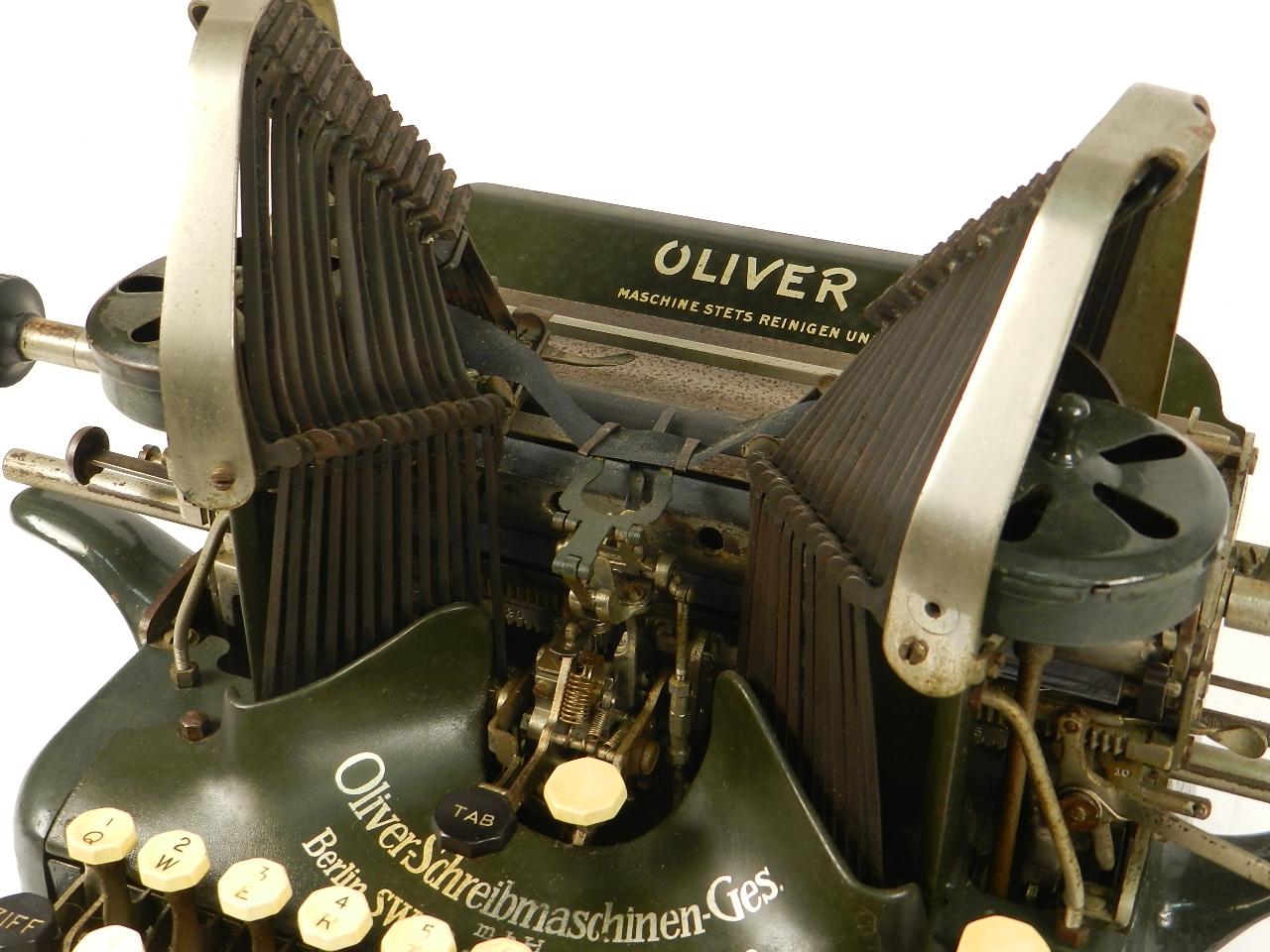 Imagen OLIVER Nº5  AÑO 1910 31159