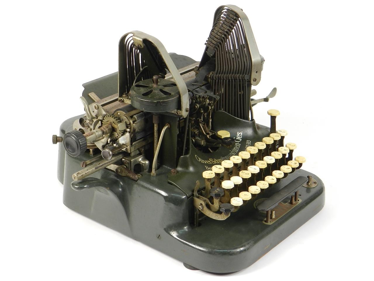 Imagen OLIVER Nº5  AÑO 1910 31160