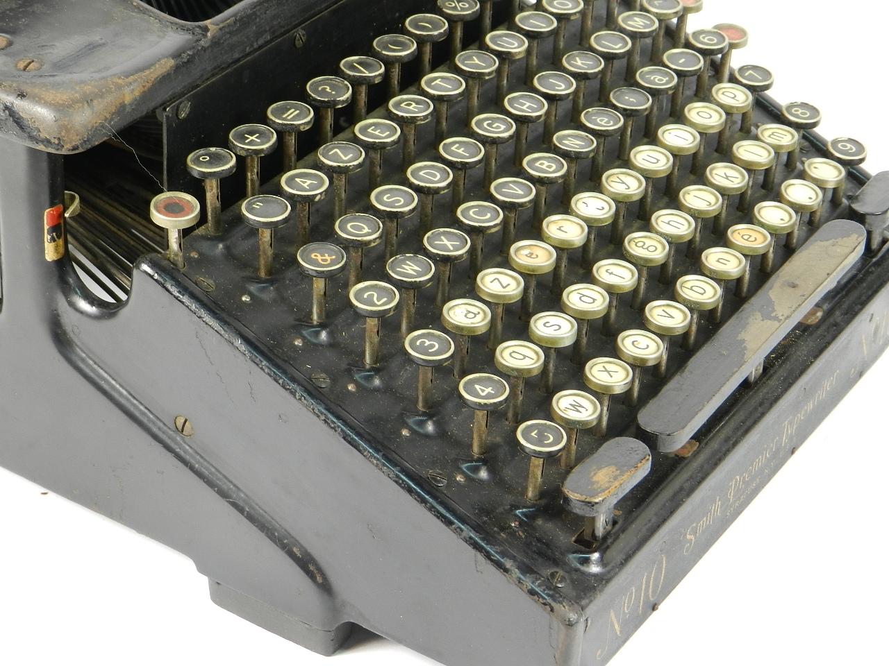 Imagen SMITH PREMIER 10  AÑO 1920 31198