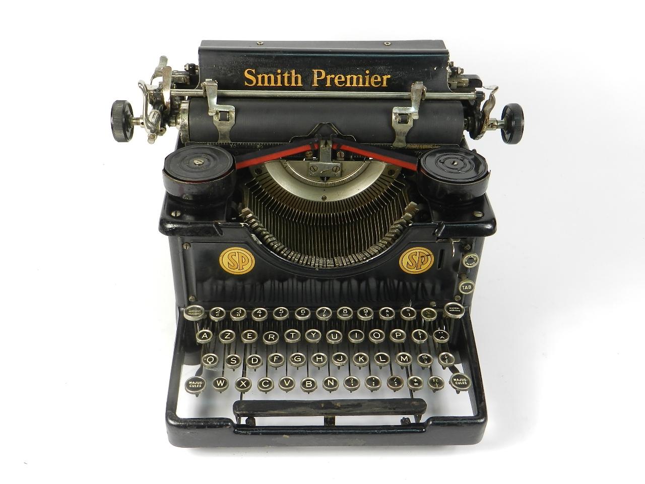 Imagen SMITH PREMIER Mod 50 AÑO 1923 31201