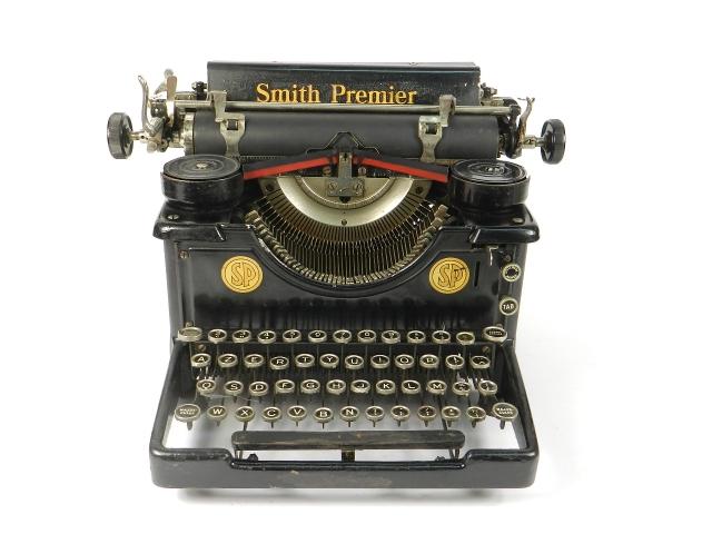 SMITH PREMIER Mod 50 AÑO 1923