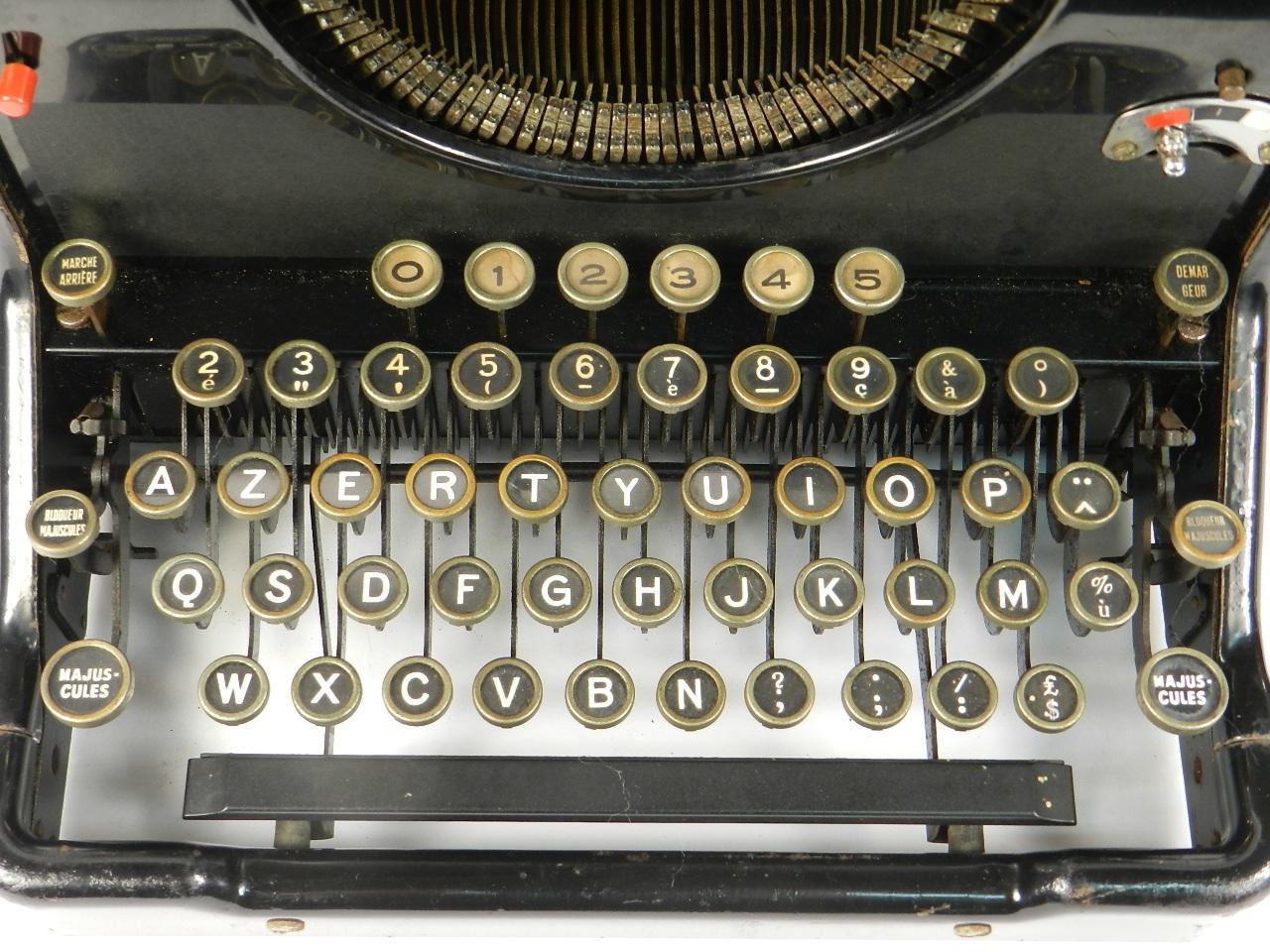Imagen BURROUGHS STANDARD AÑO 1932 31214