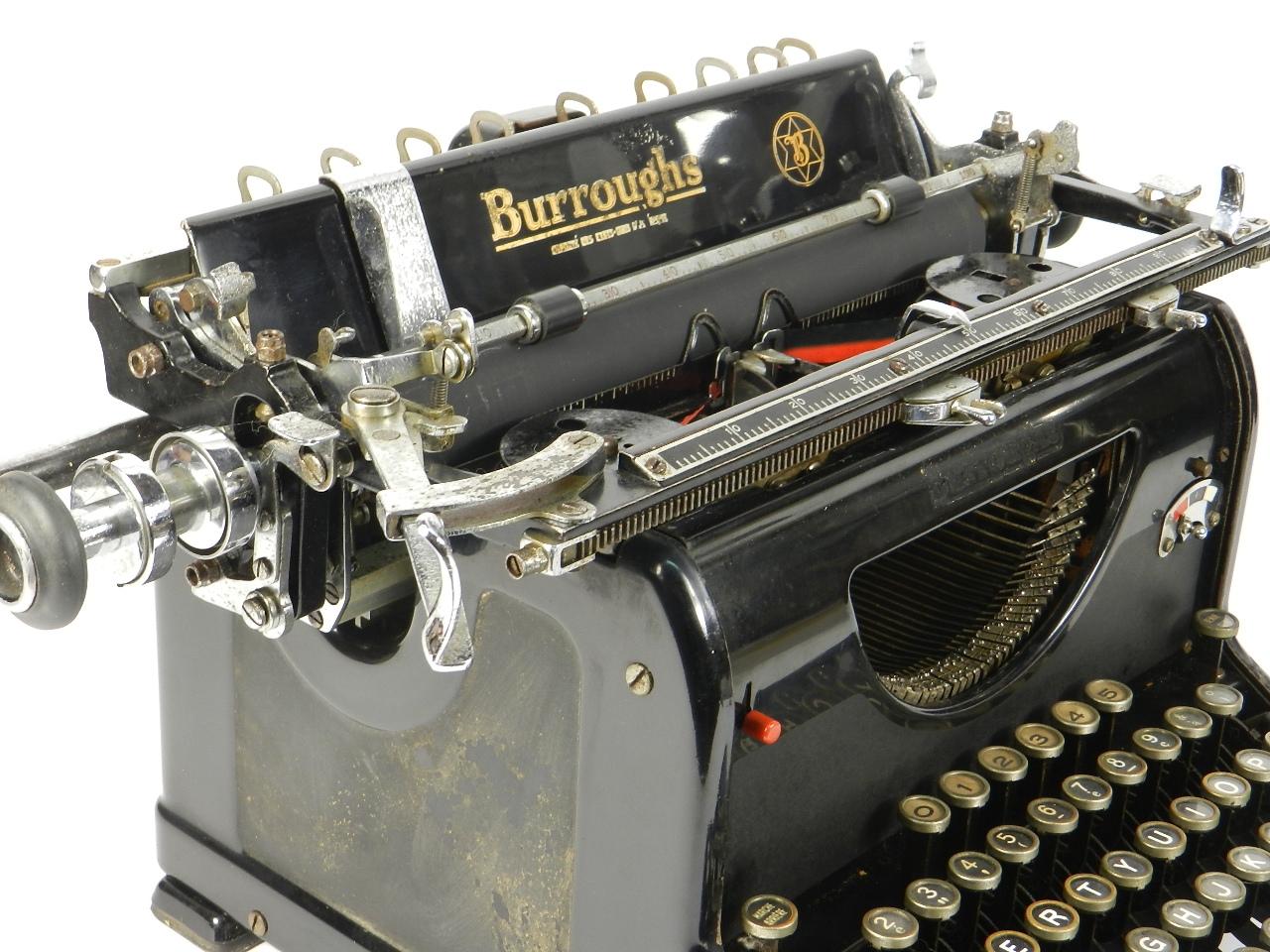 Imagen BURROUGHS STANDARD AÑO 1932 31216