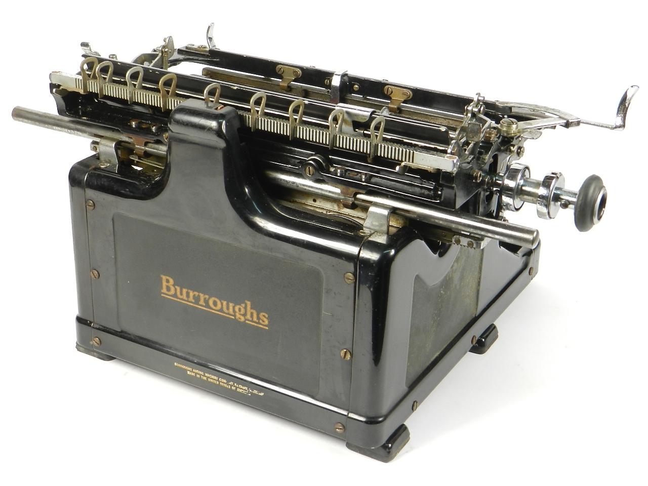 Imagen BURROUGHS STANDARD AÑO 1932 31218