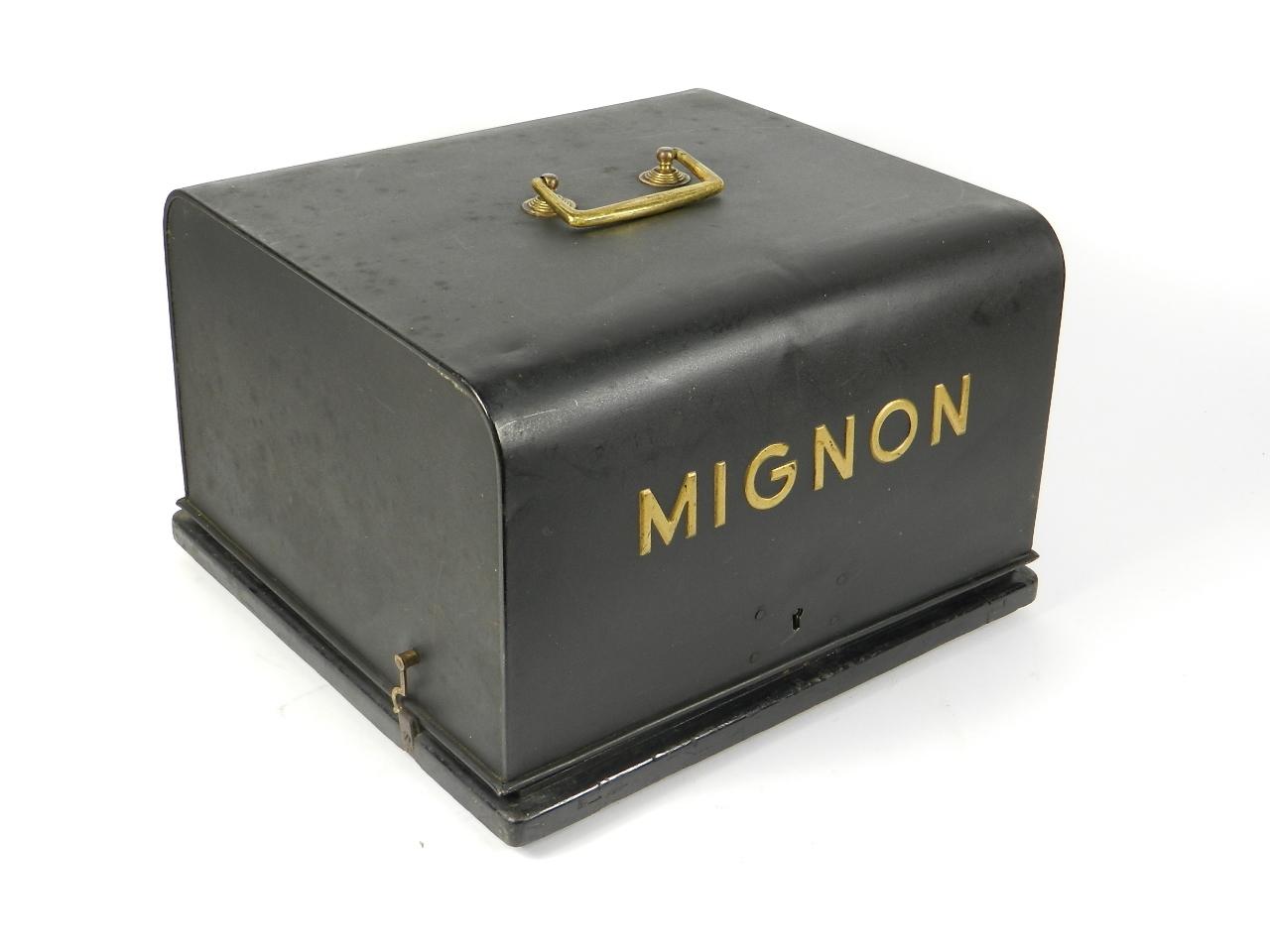 Imagen MIGNON Nº3 AÑO 1915 31230