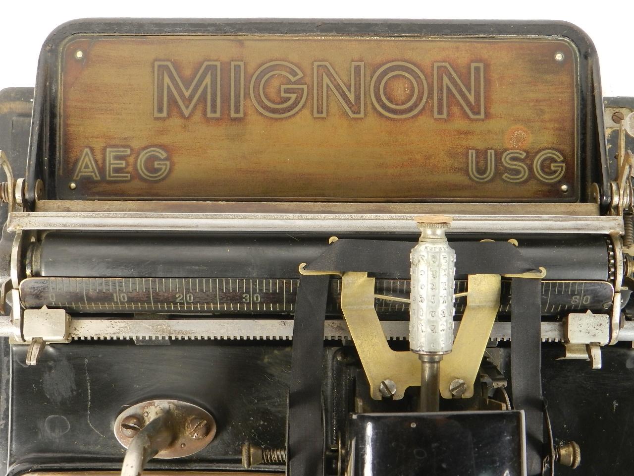Imagen MIGNON Nº3 AÑO 1915 31240