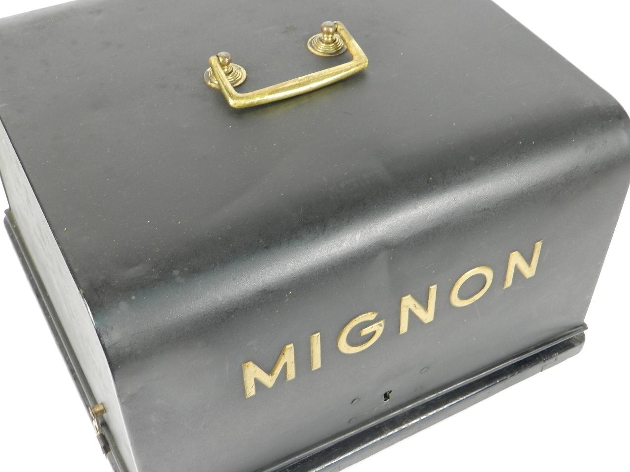 Imagen MIGNON Nº3 AÑO 1915 31231