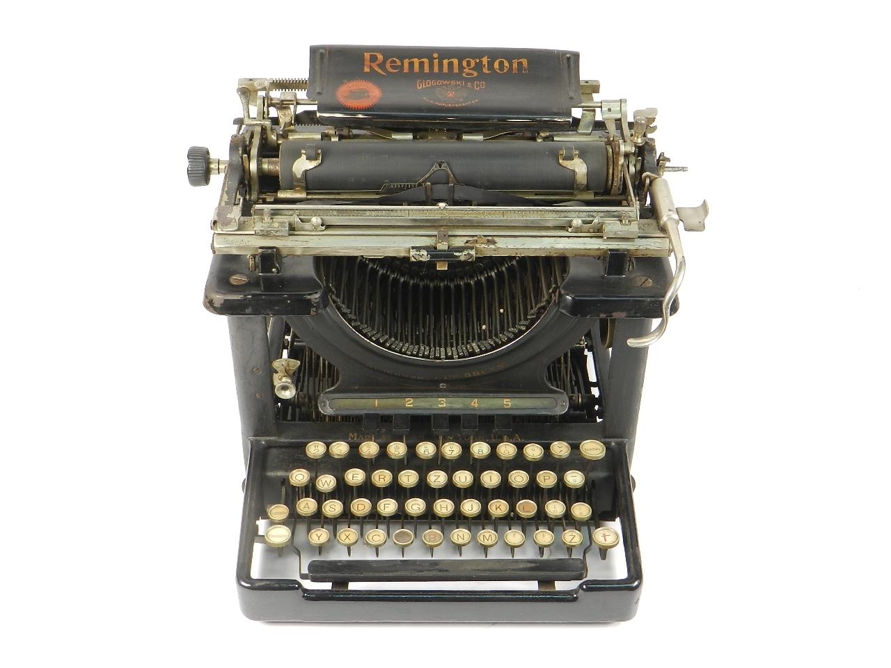Imagen REMINGTON 10 AÑO 1910 31244