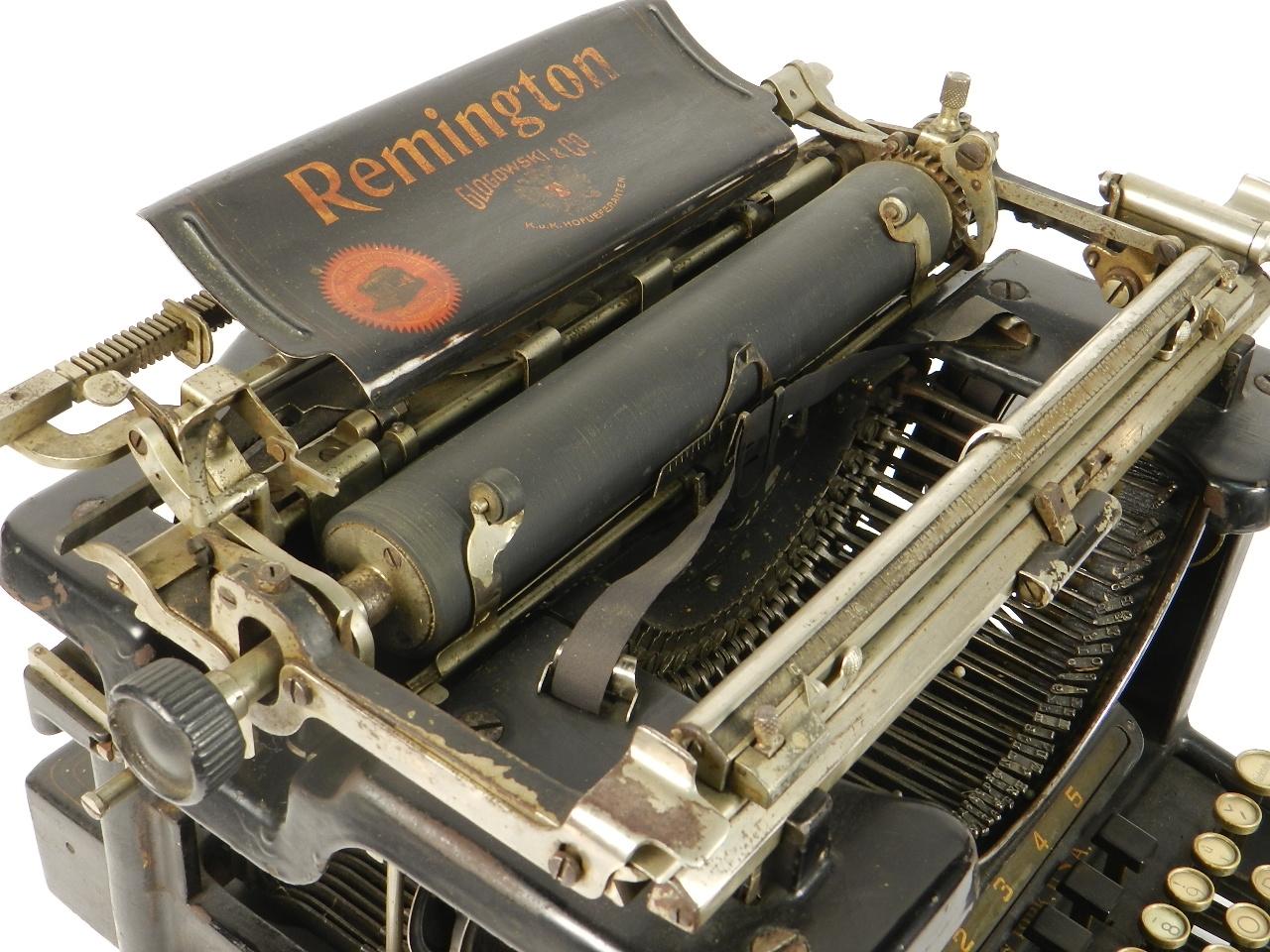 Imagen REMINGTON 10 AÑO 1910 31251