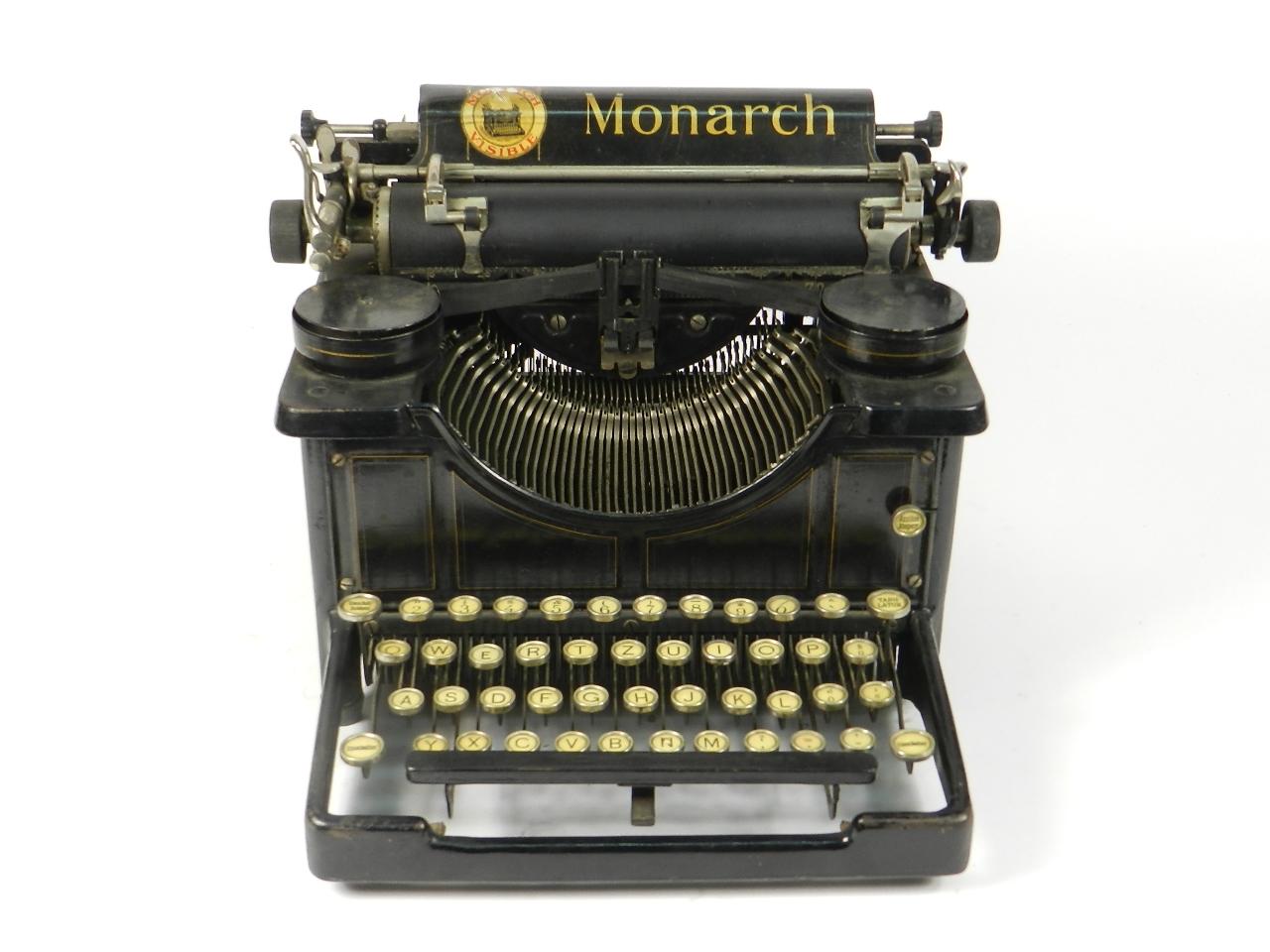 Imagen MONARCH VISIBLE Nº3 AÑO 1915 31256