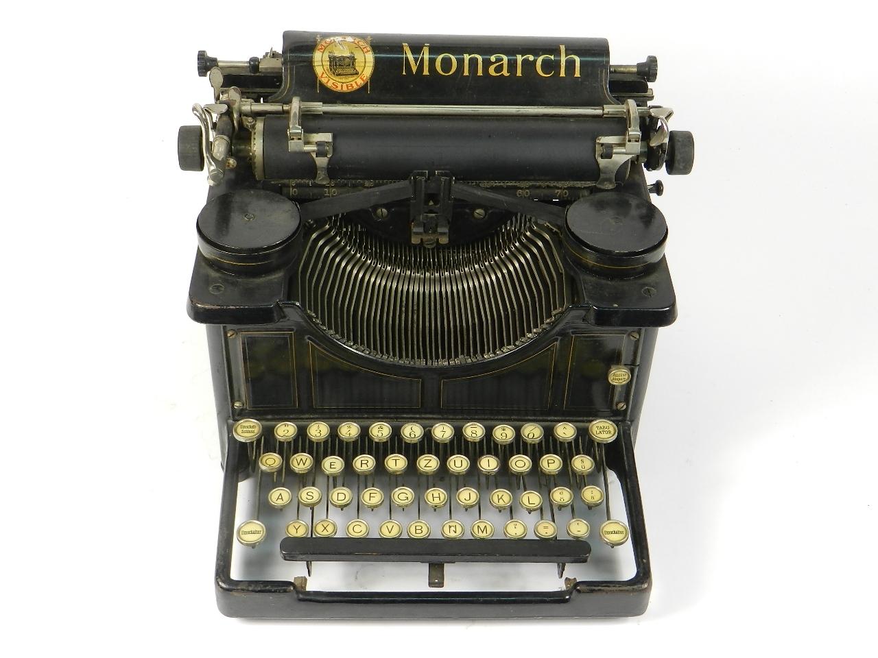 Imagen MONARCH VISIBLE Nº3 AÑO 1915 31257