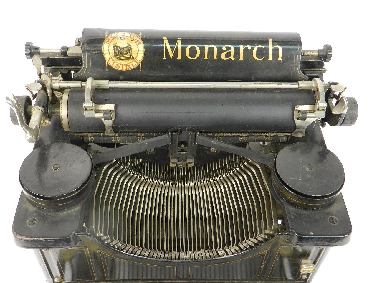 Imagen MONARCH VISIBLE Nº3 AÑO 1915 31258