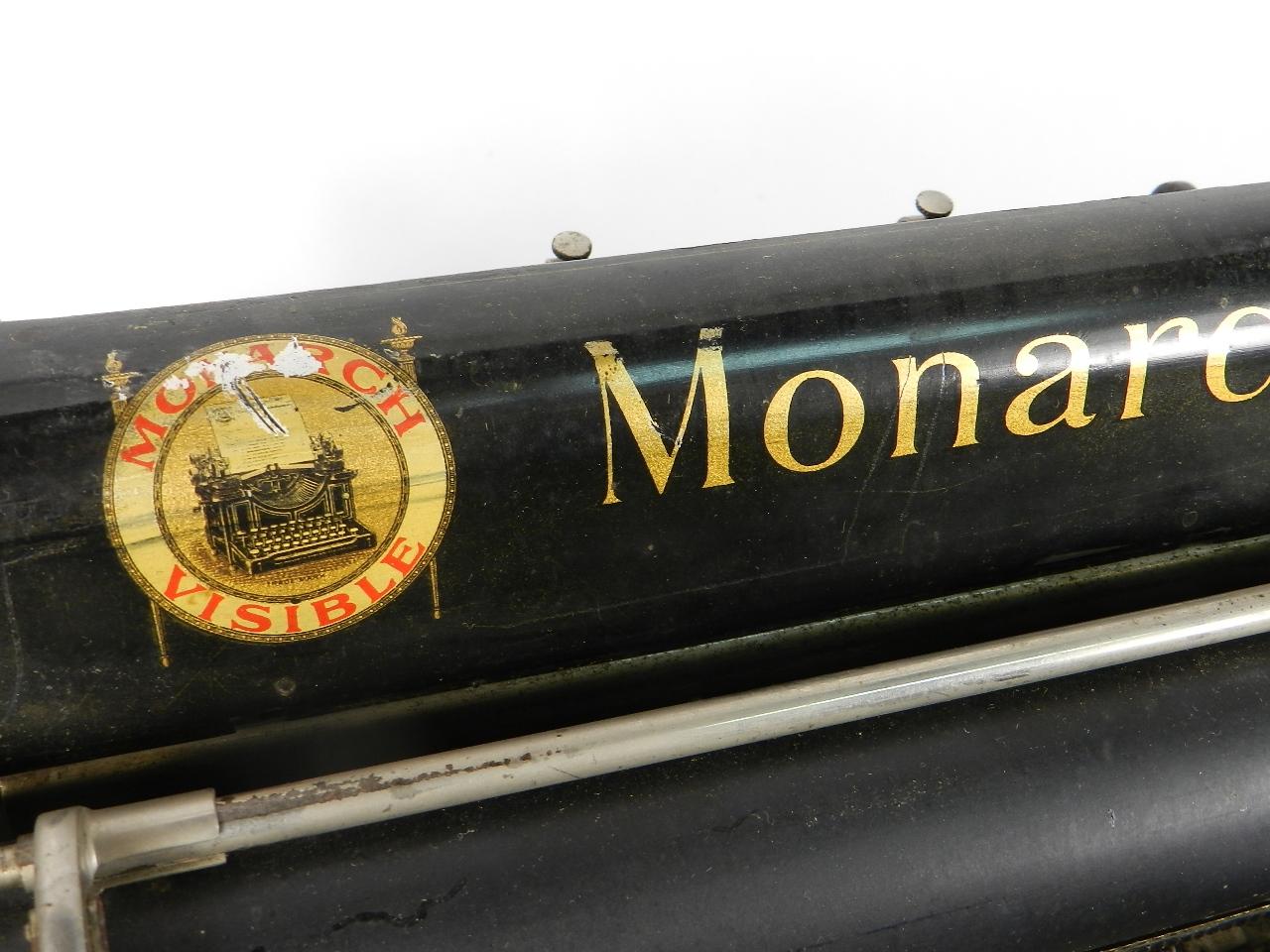 Imagen MONARCH VISIBLE Nº3 AÑO 1915 31259