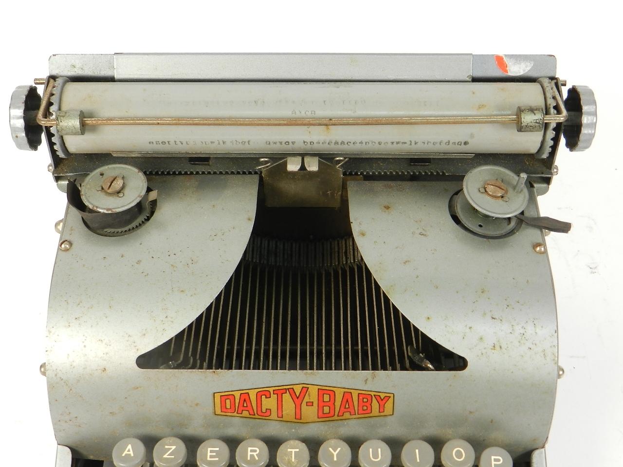 Imagen DACTY BABY AÑO 1950 31268