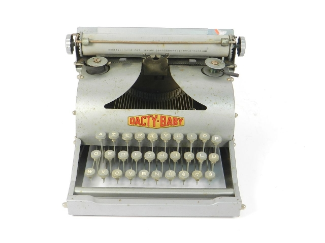 DACTY BABY AÑO 1950