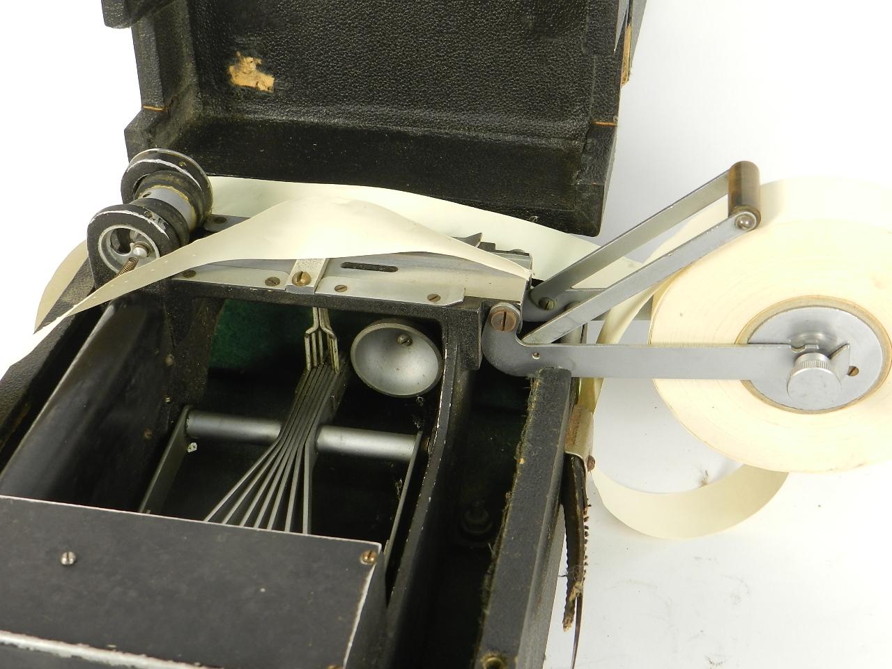 Imagen MATRIX MODELO F BRAILLE AÑO 1930 31300